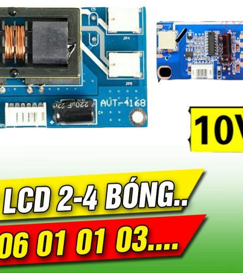CAO AP LCD