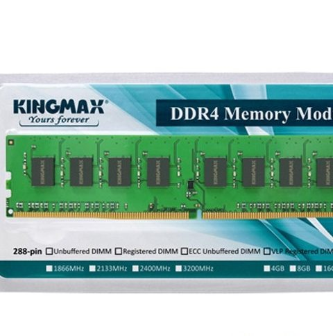 kingmax ddr4 4g
